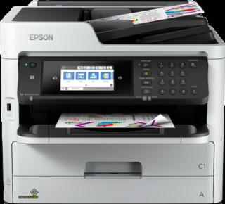 Epson WorkForce Pro WF-C5790DWF színes A4 tintasugaras MFP, duplex, ADF, LAN, WI PC