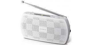 Sony SRF-18W hordozható kisrádió fehér Több platform