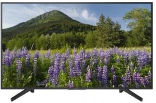 Sony Bravia KD-55XF7005BAEP 4K HDR smart LED internet tévé TV