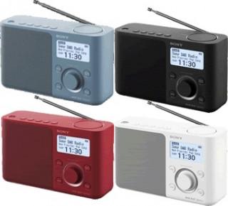 Sony XDR-S61DR digitális kisrádió Több platform