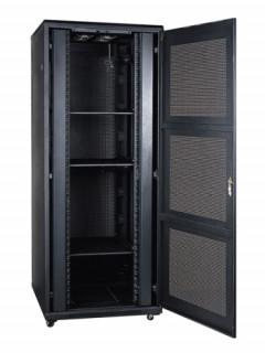 Rainbow 42U 800x960x2000 álló rack   128kg+42kg PC