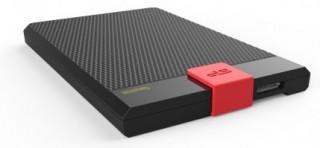 Silicon Power Külső HDD - D30, USB 3.0, 1TB, 7mm: Ultra-slim, IPX4, Black PC