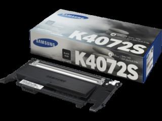 HP / Samsung CLP320 fekete toner, K4072S PC