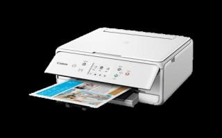Canon PIXMA TS6151 színes otthoni A4 tintás 3in1 MFP, duplex, WIFI, fehér PC