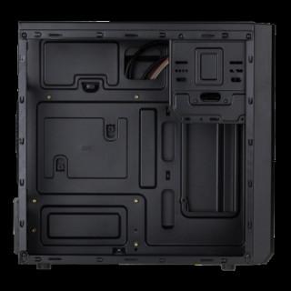 Akyga Számítógép Ház AK17BK 2xUSB3.0 Táp nélkül Black PC