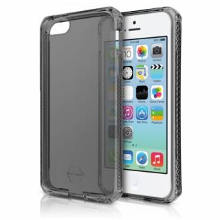 ITSKINS SPECTRUM. Apple  iPhone 5C ütésálló tok- 2méteres esésig véd, fekete Mobil