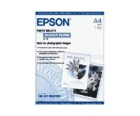 Epson Premium Glossy Photo Paper, DIN A4, 255g/m?, 50 Sheets PC