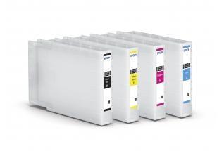 Epson sárga tintapatron, L, T7564, 1.500 oldal PC