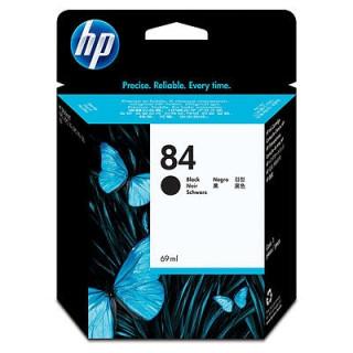 HP 84 fekete tintapatron PC