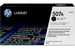 HP LaserJet 507A fekete tonerkazetta PC