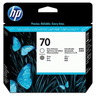 HP 70 fényességfokozó és szürke nyomtatófej PC