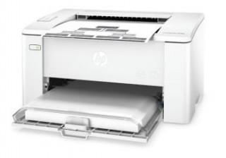 HP LaserJet Pro M102a mono A4 lézer nyomtató PC