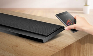 Sony HT-CT390 hangsugárzó Több platform