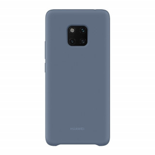 Huawei Mate 20 Pro szilikon hátlap, Világoskék Mobil
