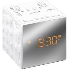 Sony ICF-C1TW rádiós óra fehér Több platform