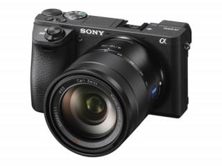 Sony IL-CE6500ZBDI cserélhető objektves tükör nélküli fényképezőgép