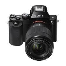 Sony ILCE7KB cserélhető objektíves tükör nélküli fényképezőgép