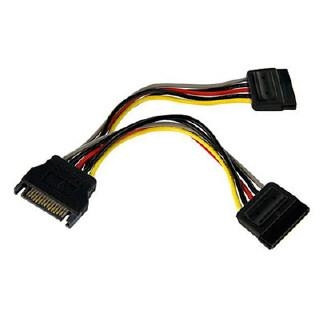 Kábel Táp Átalakító Kolink SATA PWR (Male) - 2x SATA PWR (Female) PC