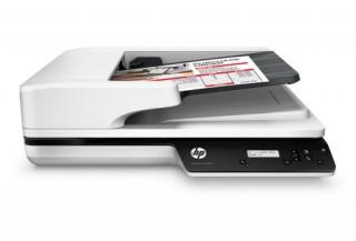 HP ScanJet Pro 3500 FW1 síkágyas szkenner, A4, duplex, ADF PC