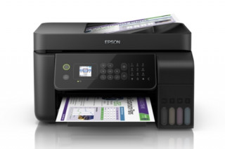 Epson L5190 színes tintasugaras A4 4in1 MFP, ADF, Ethernet, WIFI