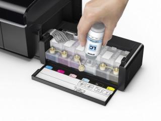 Epson L805 színes tintasugaras A4 fotónyomtató, WIFI, 3 év garancia promó PC