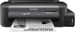 Epson WorkForce M100 mono A4 tintasugaras nyomtató, Ethernet, 3 év garancia prom PC