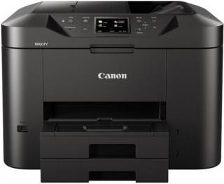 Canon MAXIFY MB2750 színes A4 tintás MFP, duplex, ADF, LAN, WIFI +3 év promó PC
