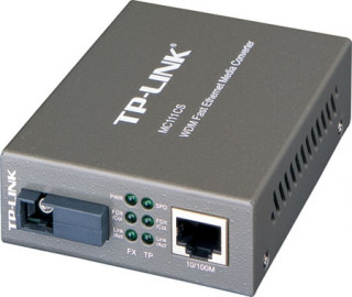 TP-LINK MC111CS single-mode 100Base-BX Media Converter PC