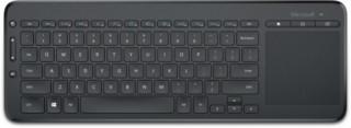 Microsoft All-in-One Media vezeték nélküli billentyűzet PC