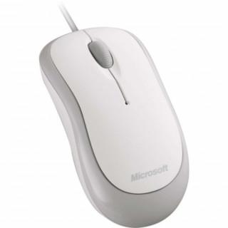 Microsoft Optical Mouse vezetékes egér, fehér