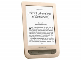 PocketBook Touch Lux 3   E-Book olvasó Arany Több platform