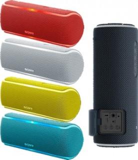 Sony SRS-XB21B Extra Bass hordozható vezetéknélküli hangszóró Több platform