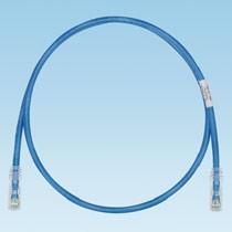 Panduit Category 6 UTP patchkábel, 0.122469948 m, kék PC