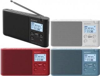 Sony XDR-S41DR digitális kisrádió Több platform