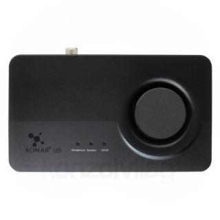 ASUS Hangkártya XONAR U5 USB PC