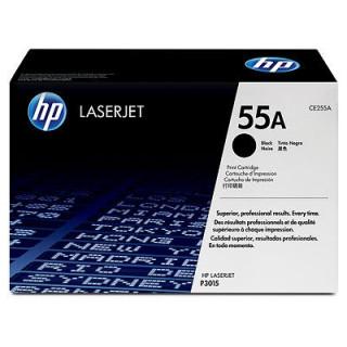 HP LaserJet 55A fekete tonerkazetta