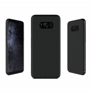 Nillkin Protective hard case Galaxy S8, Fekete Mobil