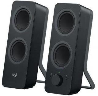 Logitech Z-207 2.0 Bluetooth hangszóró fekete /980-001295/