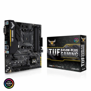 ASUS TUF B450M-PRO GAMING alaplap PC