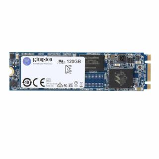 Kingston 120GB SSD M.2 2280 SATA UV500 meghajtó (SUV500M8/120G) PC