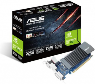 ASUS GT710-SL-2GD5 2GB DDR5 64 bit videokártya Low profile