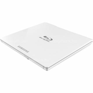 Samsung külső BluRay-RW FEHÉR PC