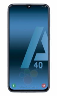 Samsung Galaxy A40, Dual SIM, Kék Mobil