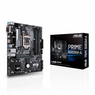 ASUS PRIME B365M-A LGA1151 microATX alaplap PC