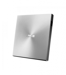 ASUS SDRW-08U9M-U/SIL/G/AS Külső ezüst Dobozos DVD Író PC