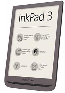 PocketBook Inkpad 3 Pro metálszürke Több platform