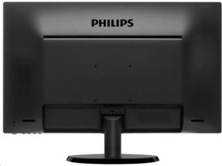 Philips LED monitor 243V5LSB/00, V-Line, 23.6'' 1920x108060Hz, 16:9, TN, 5ms, 2 PC