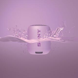 Sony SRS-XB12V Extra Bass hordozható vezetéknélküli hangszóró Több platform