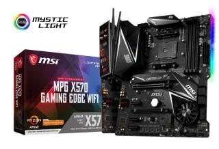 MSI MPG x570 GAMING EDGE WIFI alaplap PC
