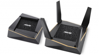ASUS AX6100 Tri-Band whole home mesh wifi system, 2-Pack PC